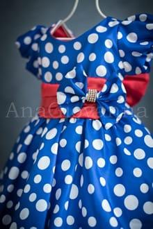 Vestido da Galinha Pintadinha