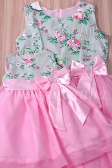 Vestidos Mãe e Filha Jardim