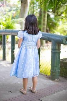 Vestido da Elsa Frozen Infantil para festa