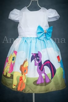 Vestido My Little Pony