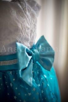 Vestido da Frozen Infantil