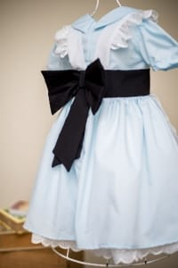 Vestido da Alice no País das Maravilhas