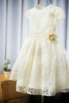 Vestido Infantil Batizado