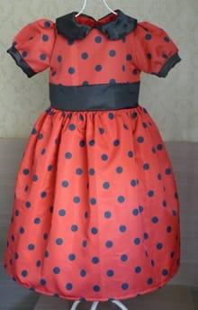 Vestido da Lady Bug