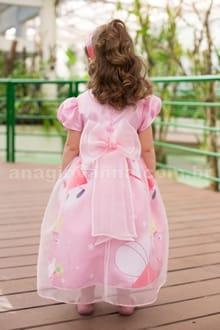 Vestido da Peppa Pig Fada Luxo