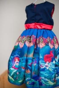 Vestido da Ariel