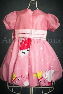 Vestido Peppa Pig