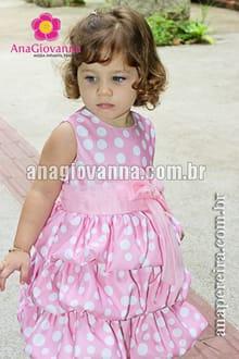 vestidos minnie rosa